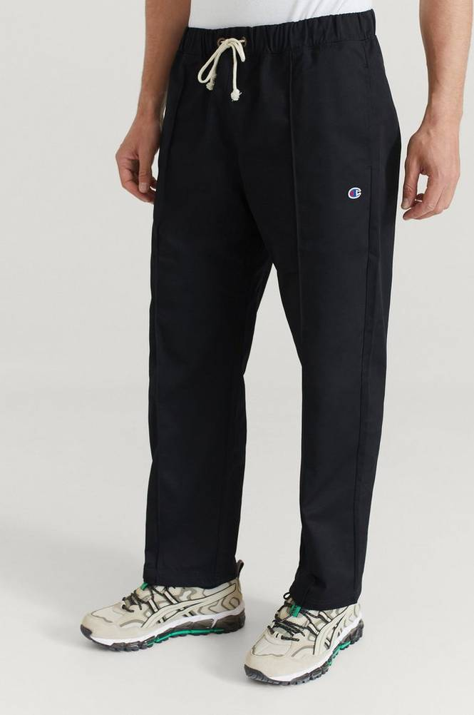 Housut Straight Hem Pants