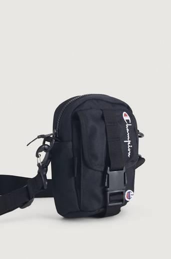 Champion Reverse Weave Axelremsväska Small Shoulder Bag Svart