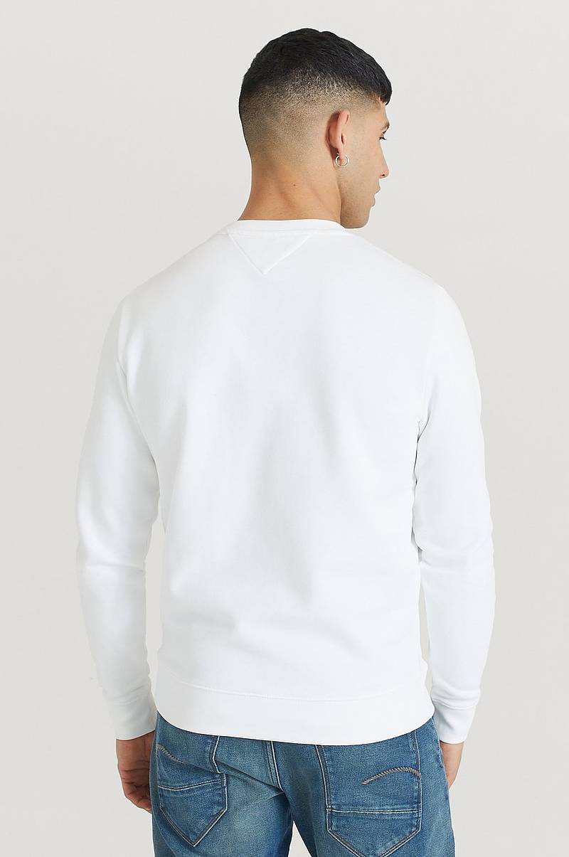 Sweatshirt Basic Embroidered Sweatshirt