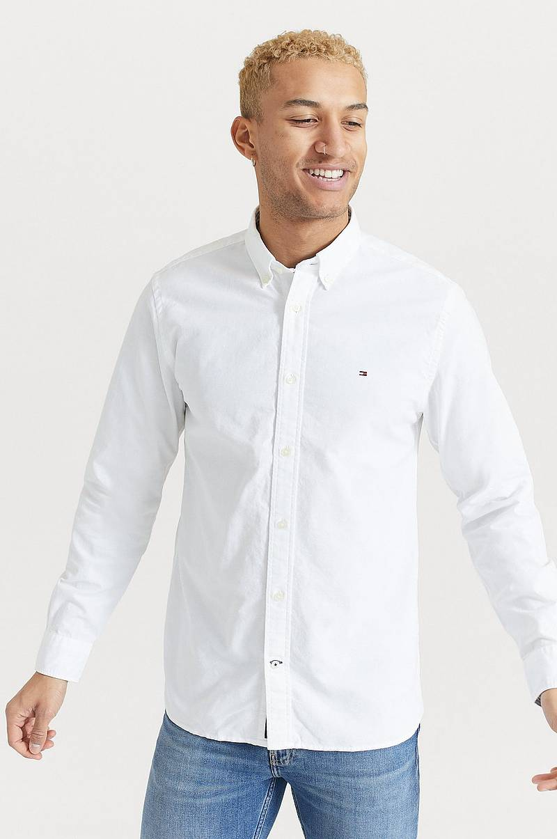 Skjorte Organice Oxford Shirt