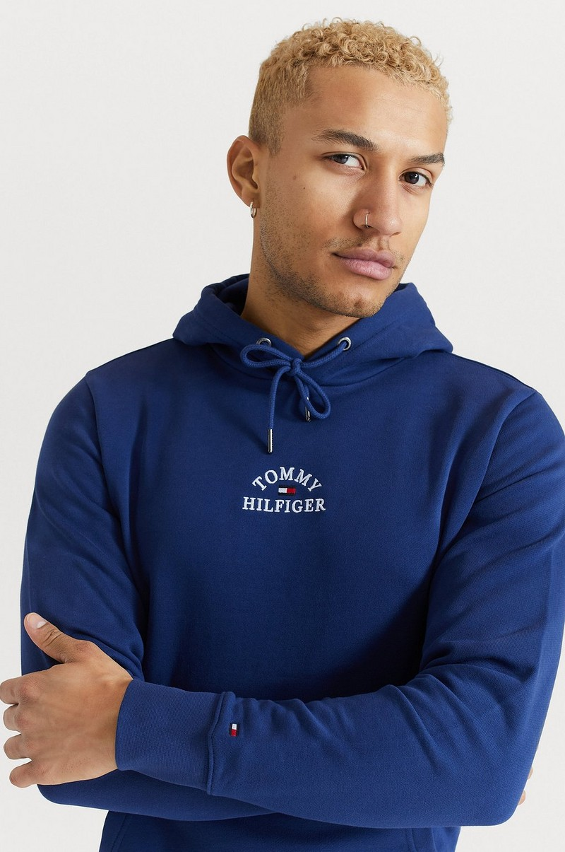 Hoodie Basic Embroidered Hoody