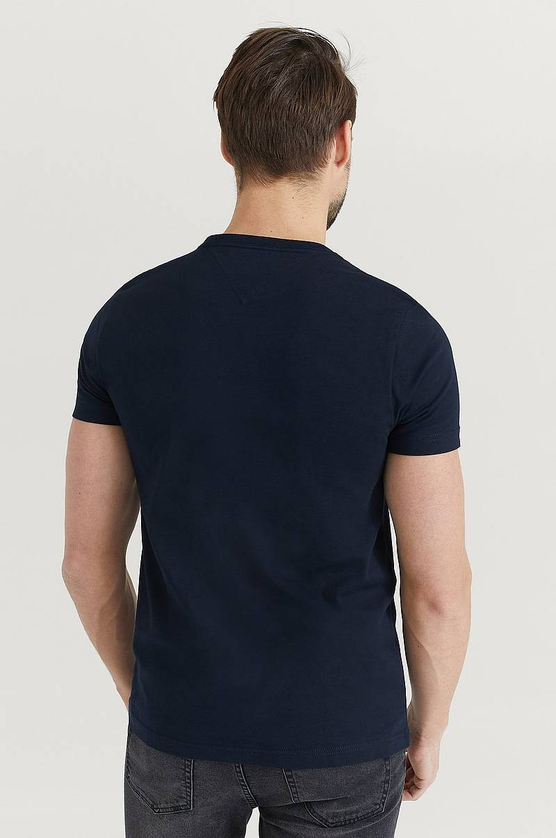 T-shirt Essential Cotton C-Neck Tee