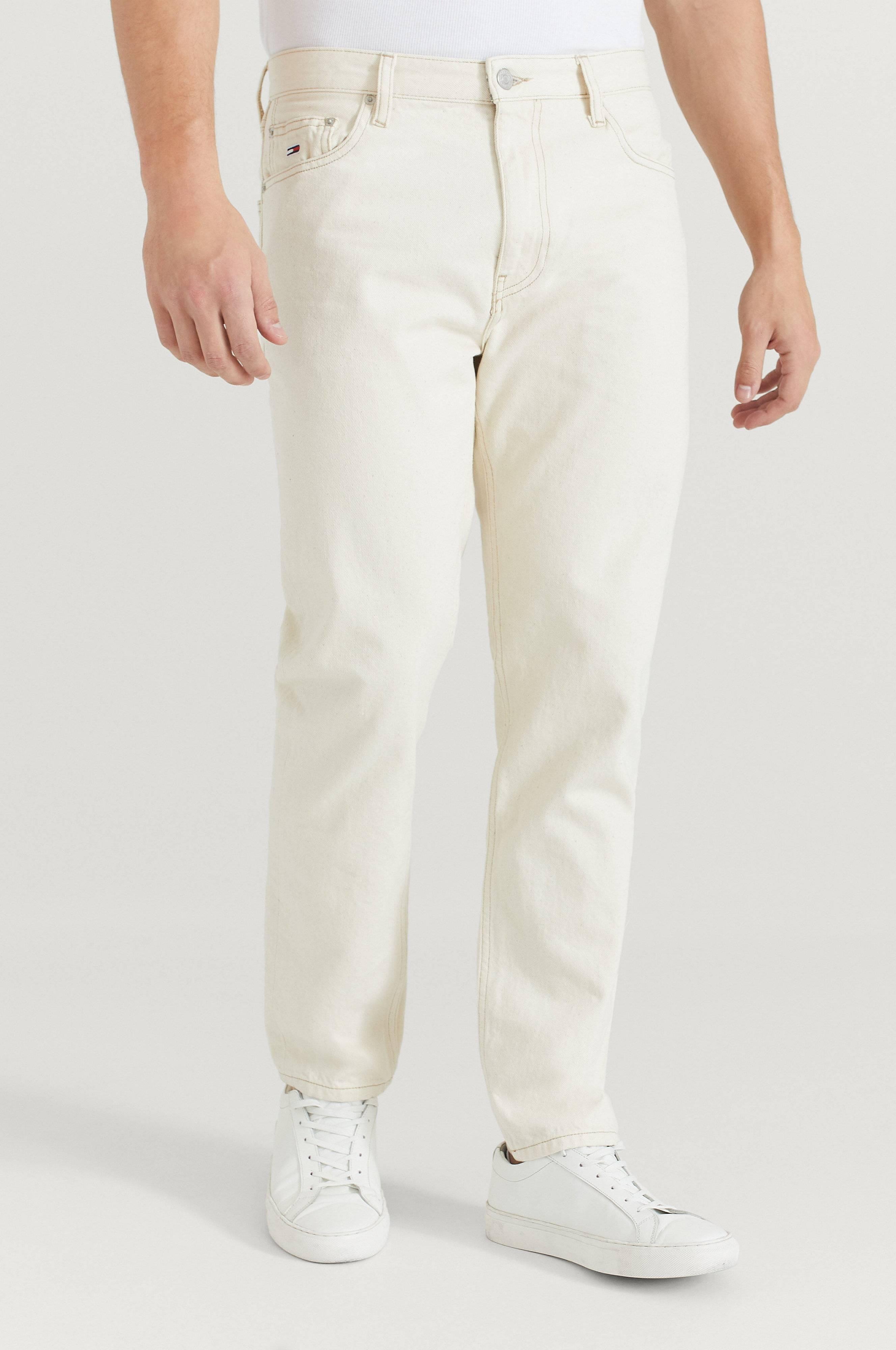 Tommy Hilfiger Jeans Dad Jeans Straight Blå