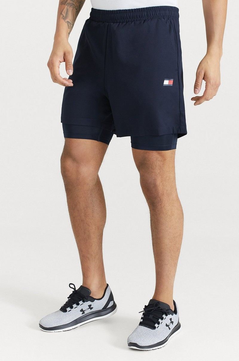 Treningsshorts 2-IN-1 Training Short