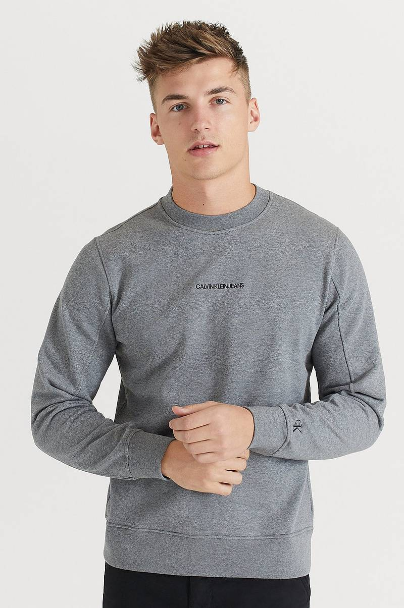 Sweatshirt Instit Chest Logo Crewneck