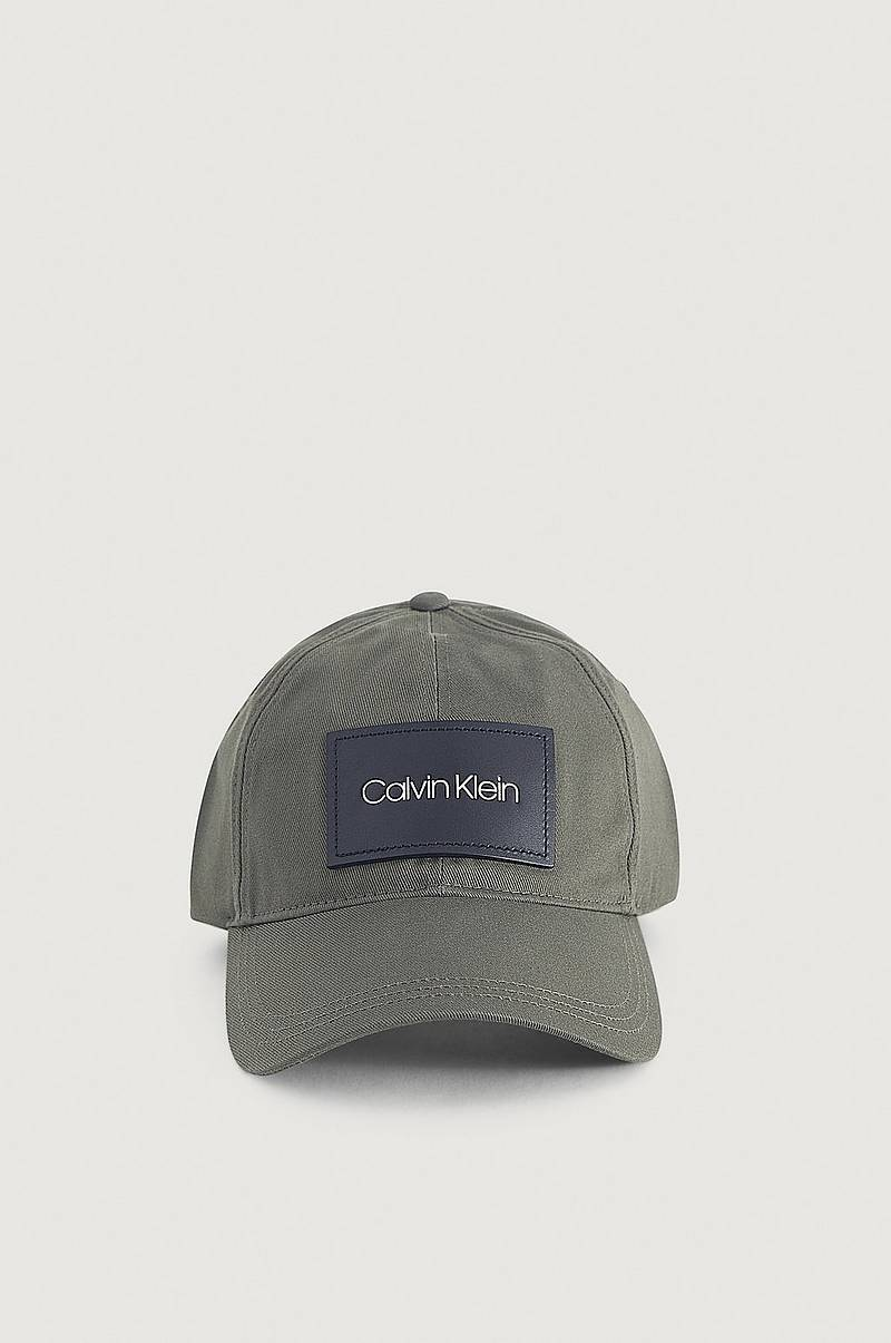 Caps Leather Patch BB Cap