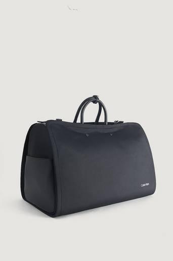 Calvin Klein Weekendbag CK United Nylon Grmnt Weekender Svart