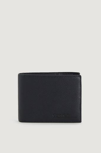 Calvin Klein Plånbok CK Bombe' 5CC W/ Coin Svart