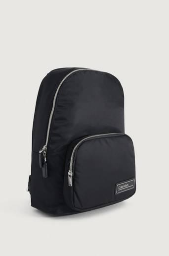 Calvin Klein Ryggsäck Primary Round Backpack Svart