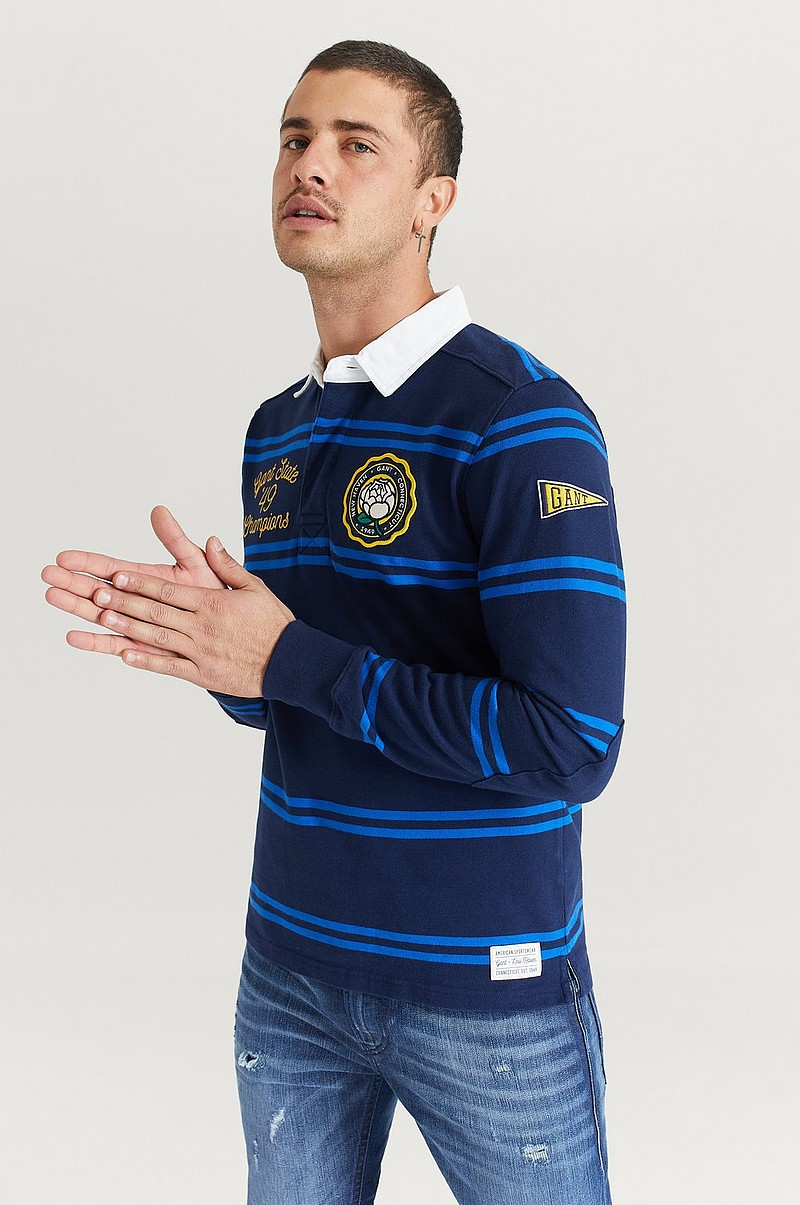 Rugger Gant Varsity Heavy Rugger
