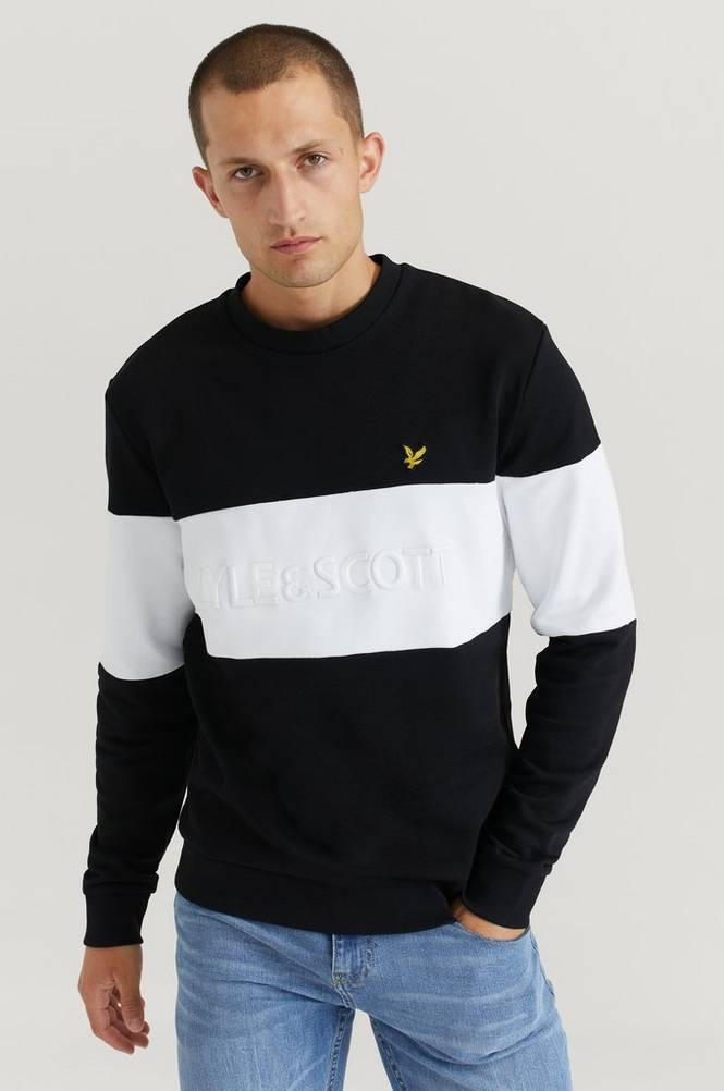Collegepusero Logo Sweatshirt