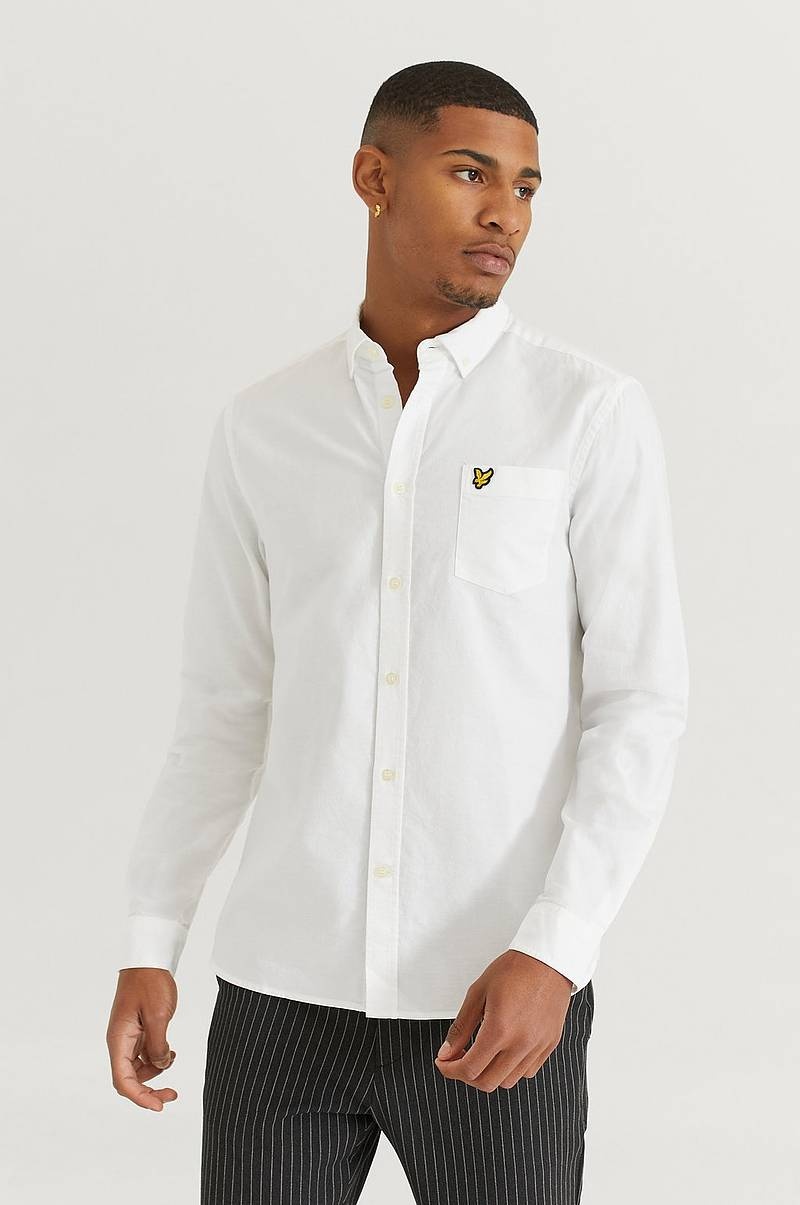 Kauluspaita Regular Fit Light Weight Oxford Shirt