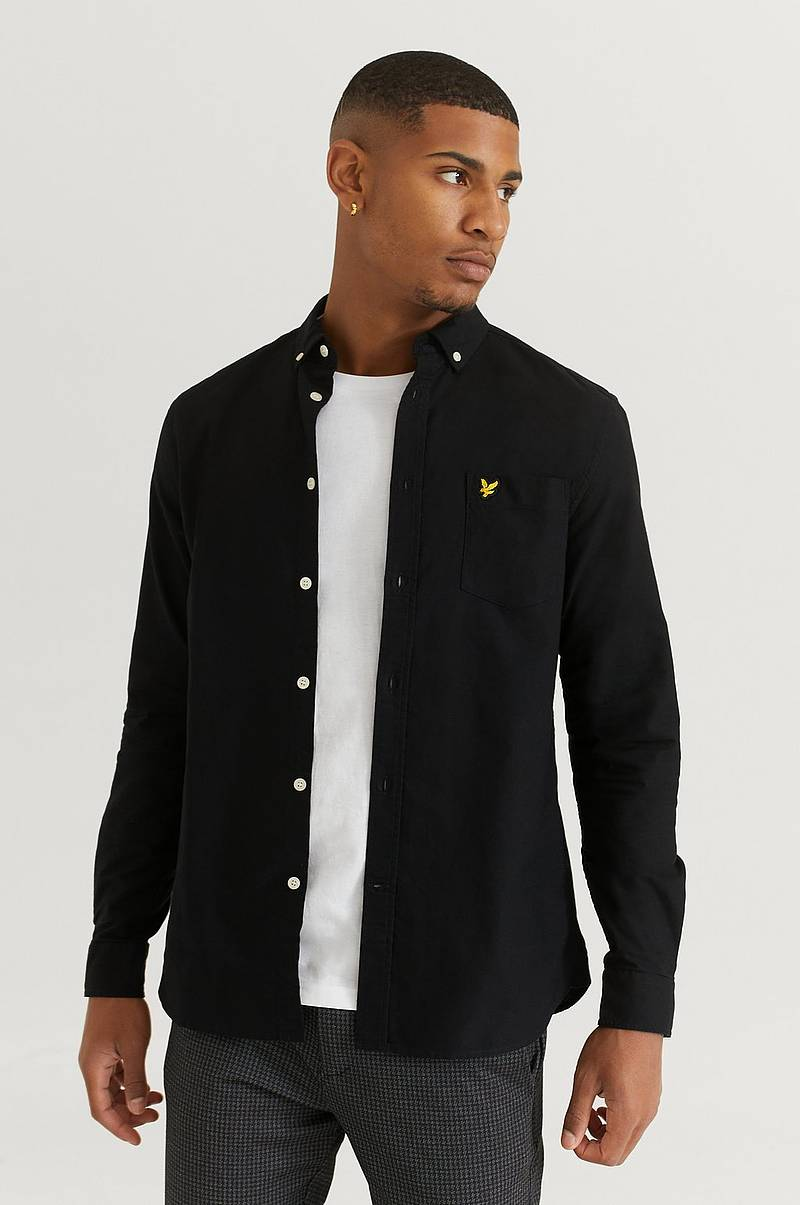 Skjorte Regular Fit Light Weight Oxford Shirt