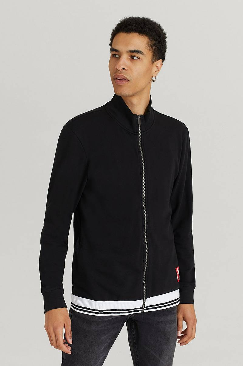 Ziptröja Full Zip Sweatshirt