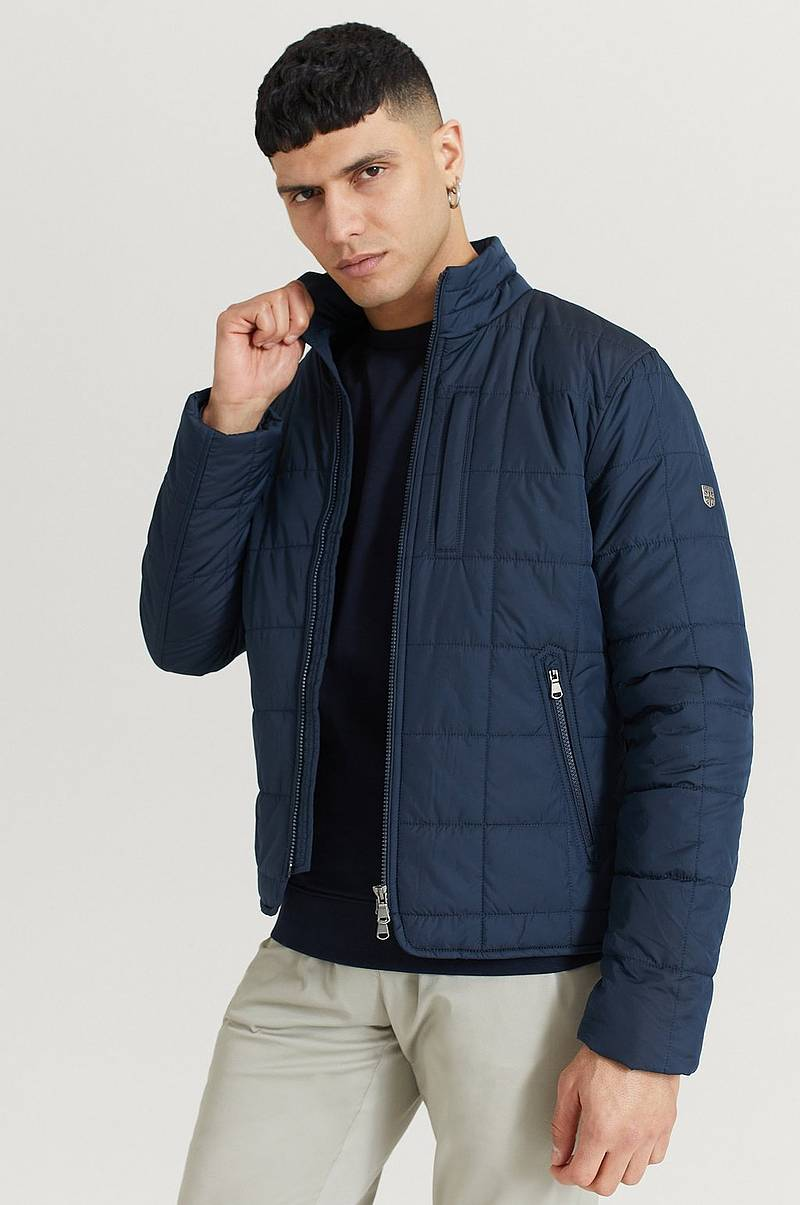 Jacka Crew Quilted Jacket