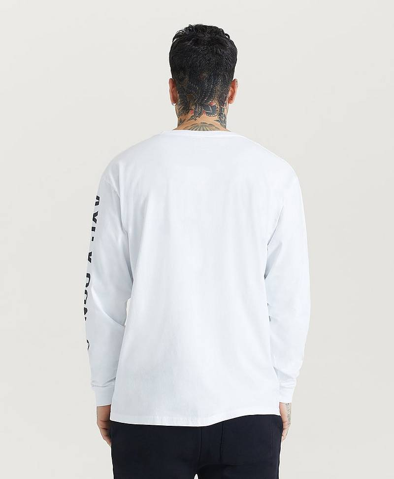T-shirt AXC Blag Long Sleeve Tee