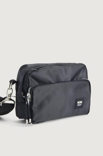 Wood Wood Axelremsväska Marlo Shoulder Bag Svart