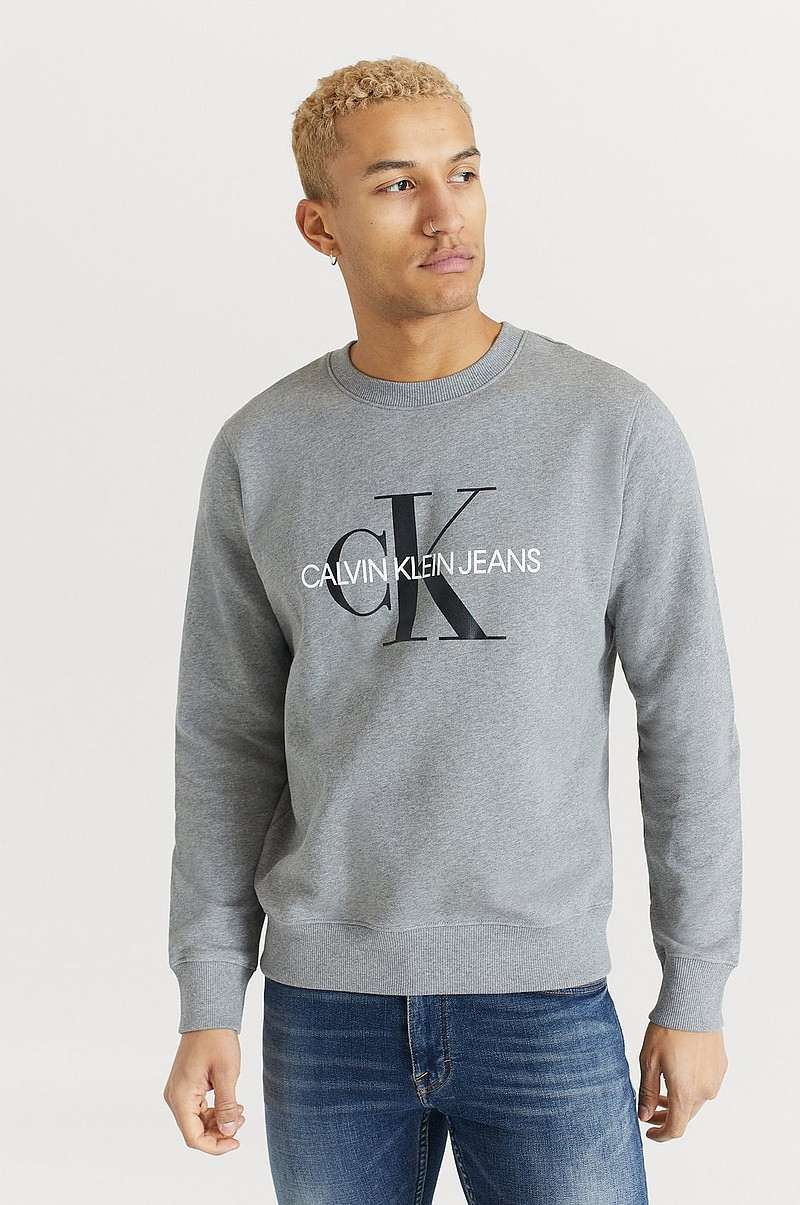 Sweatshirt Iconic Monogram Crewneck