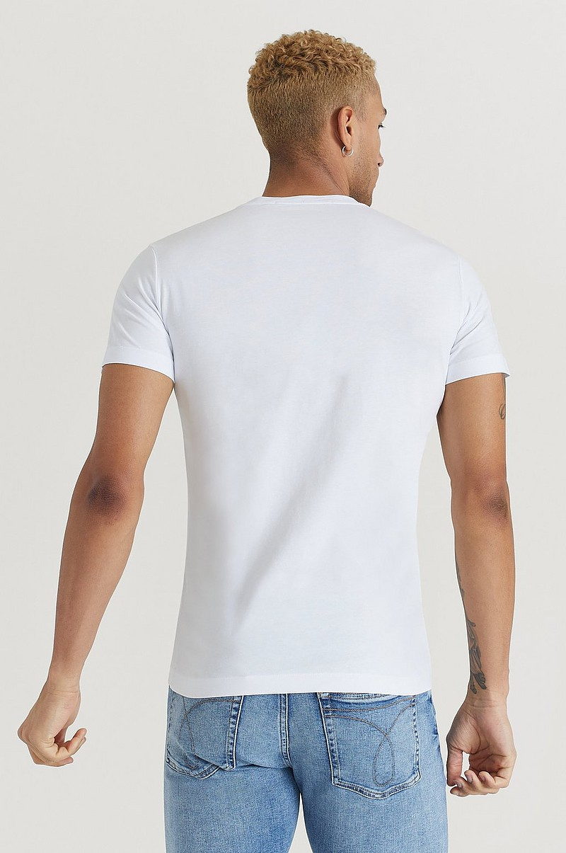 T-shirt Iconic Monogram SS Slim Tee