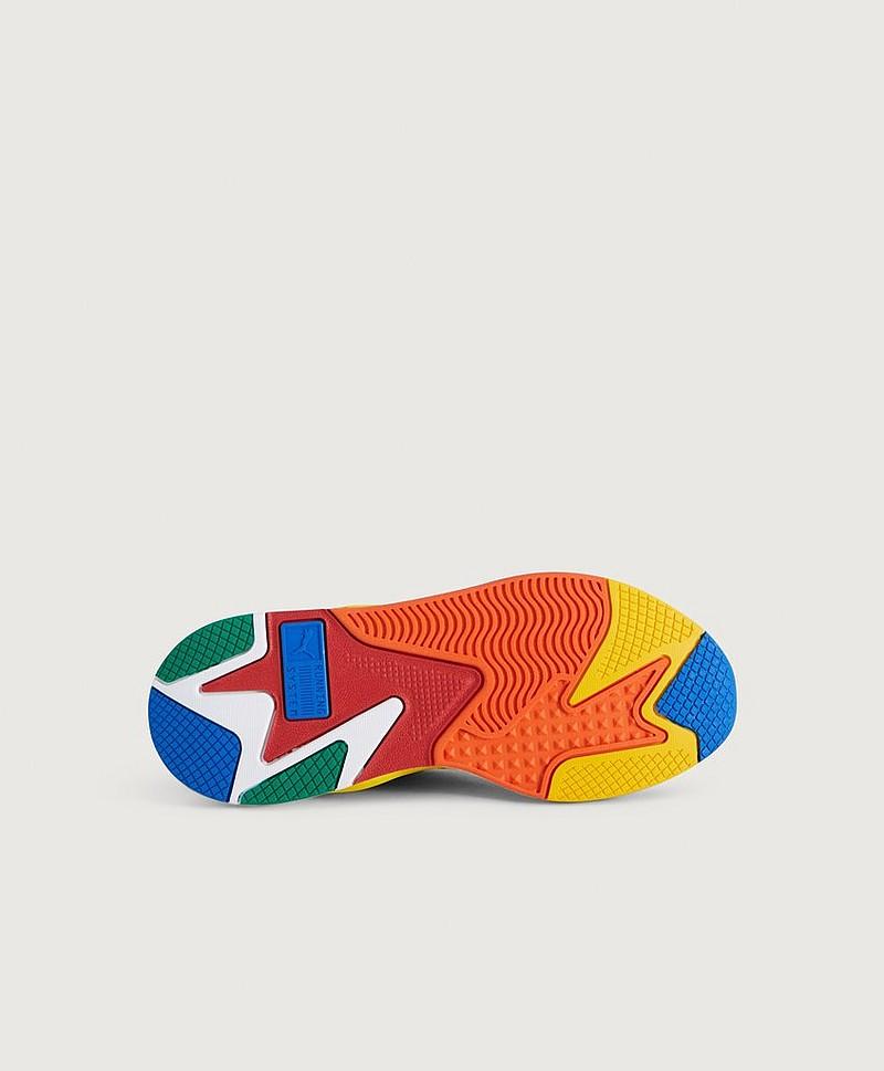 Puma Sneakers RS X3 Rubiks Multi Sko Stayhard.no