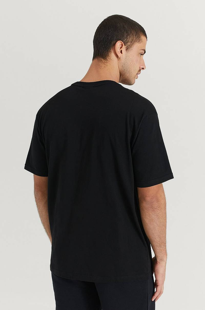 T-Shirt Men Caradoc Dropped Shoulder Tee