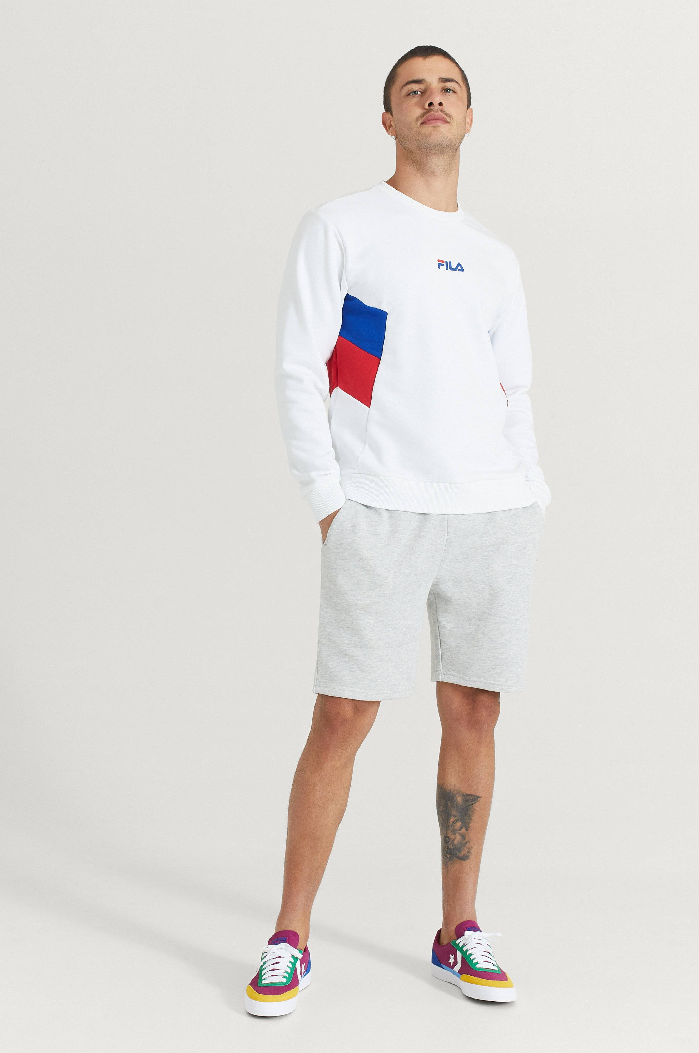 FILA Sweatshirt Baker Crew Sweat