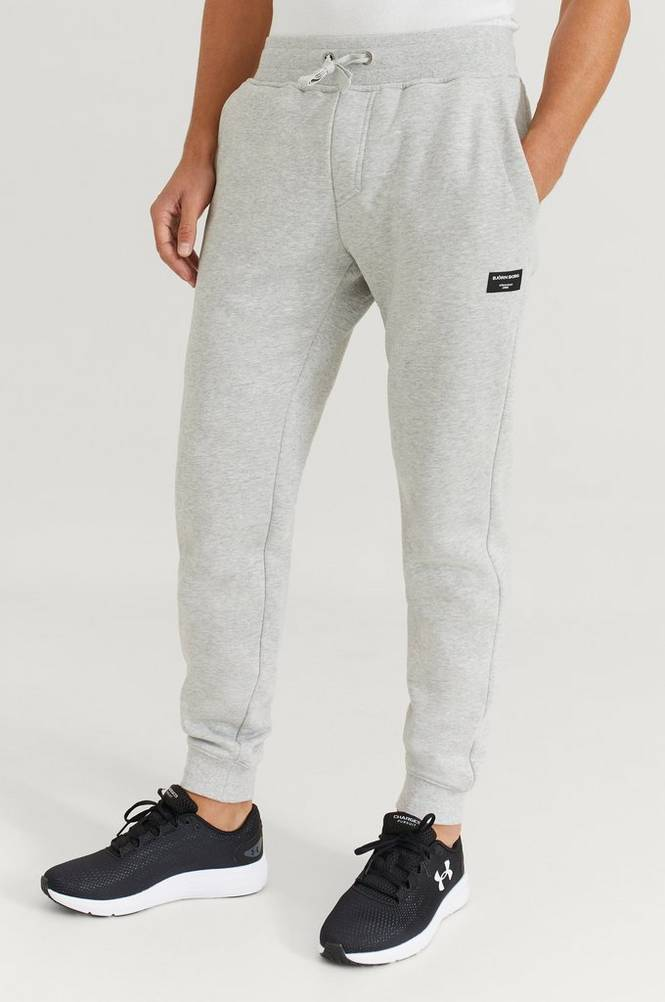 Collegehousut Tapered Pant Centre