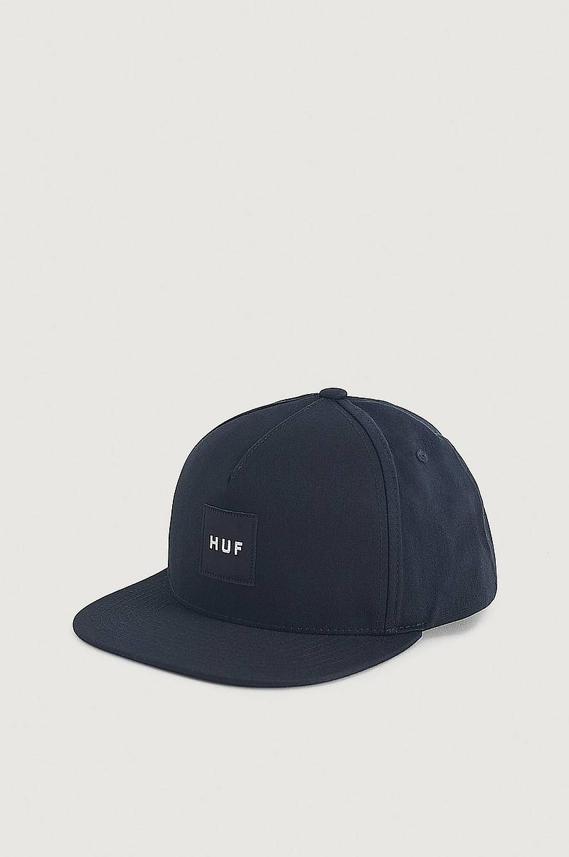 Keps Essentials Box Snapback Hat