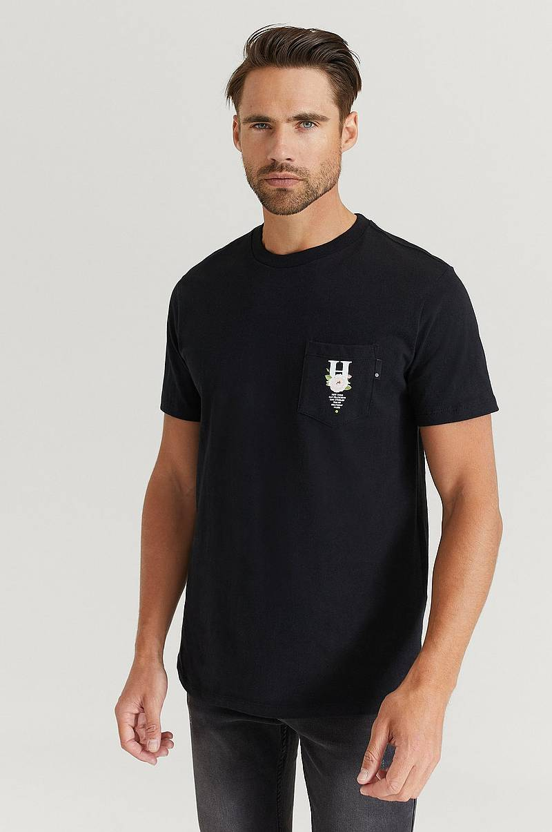 T-shirt Central Park S/S Pocket Tee