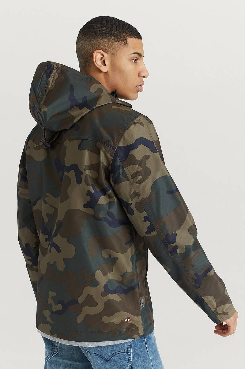 Anorak Rainforest S Print