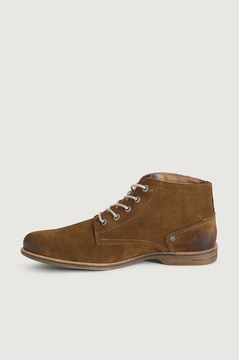 Boots Crasher Suede Shoe