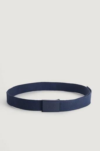 Levi's Bälte Tonal Web Belt Blå