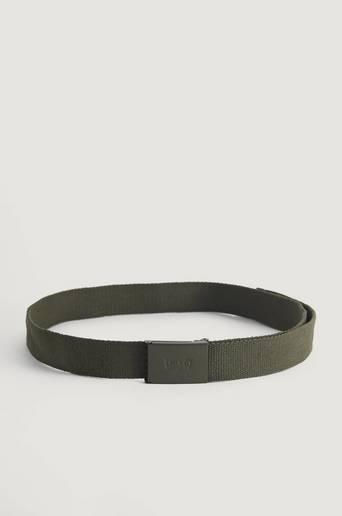 Levi's Bälte Tonal Web Belt Grön