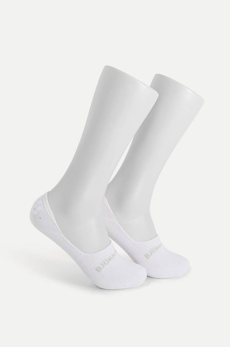 2-Pk Sock Solid 2P