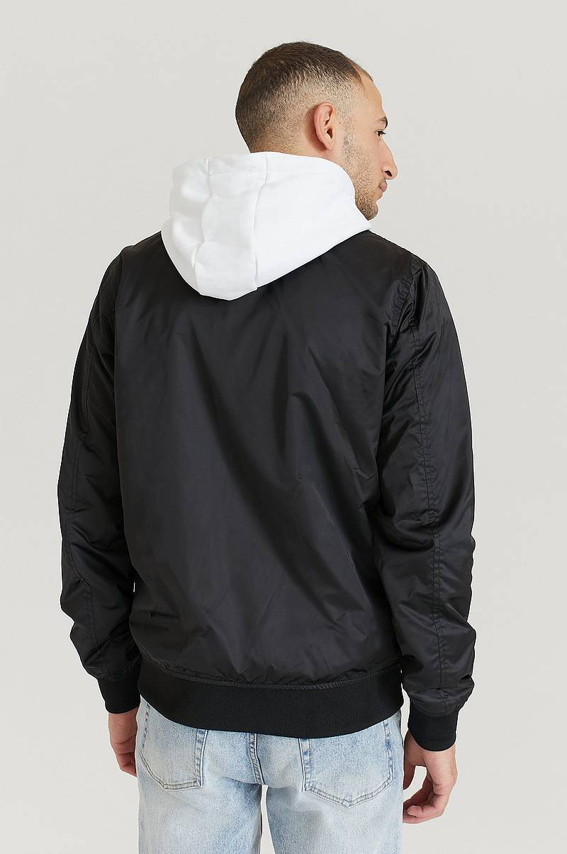 Jacka Nylon Jacket Thunder