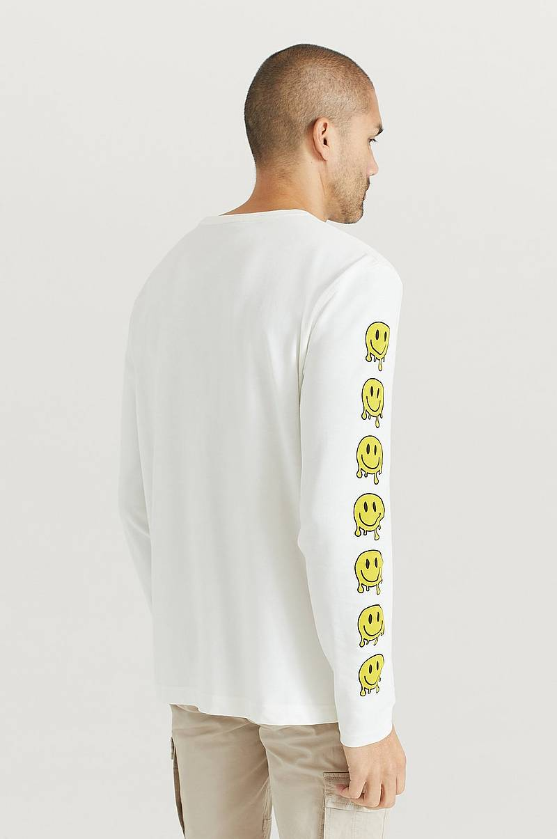 Långärmad T-Shirt Smiley Long Sleeve