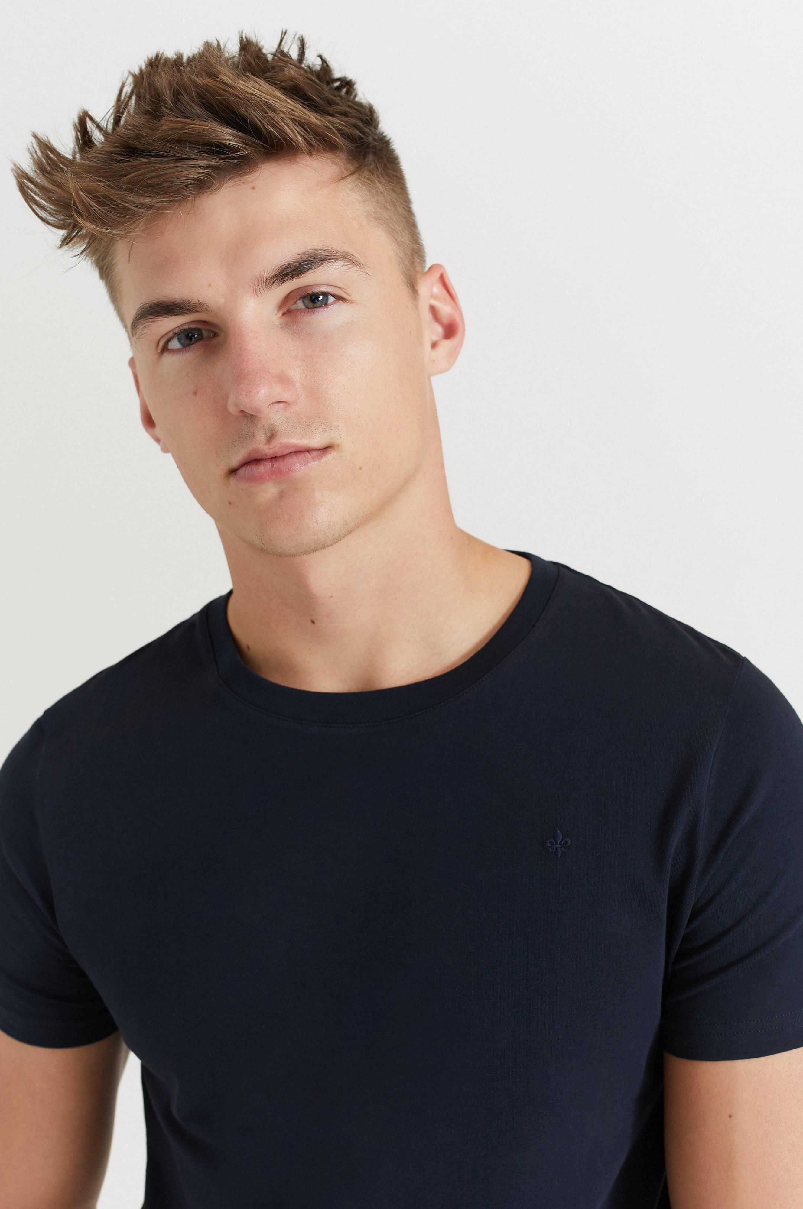 Morris James Tee T-shirts & linnen Blue