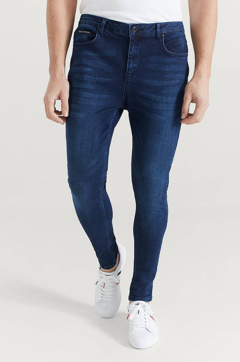 Jeans Dark Clean Denim