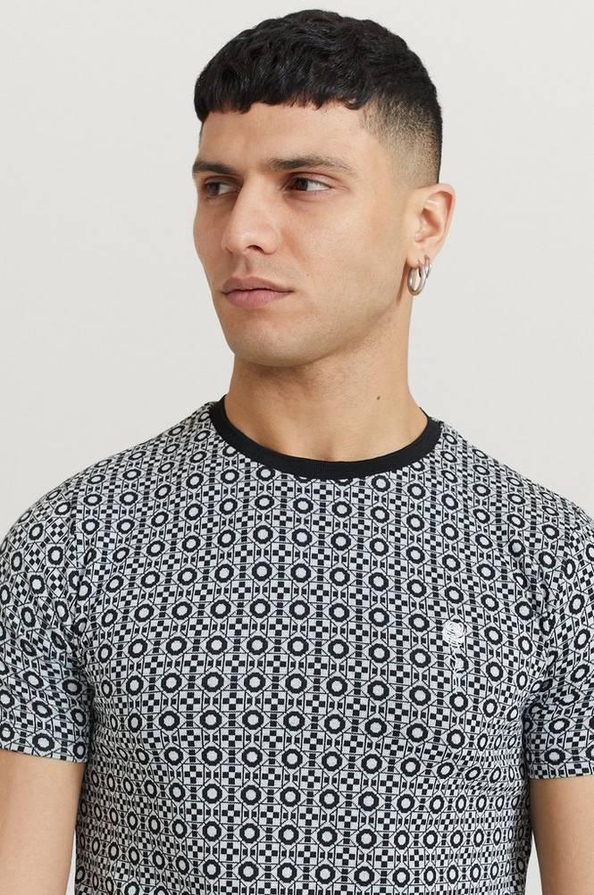 T-paita Geometric T-Shirt