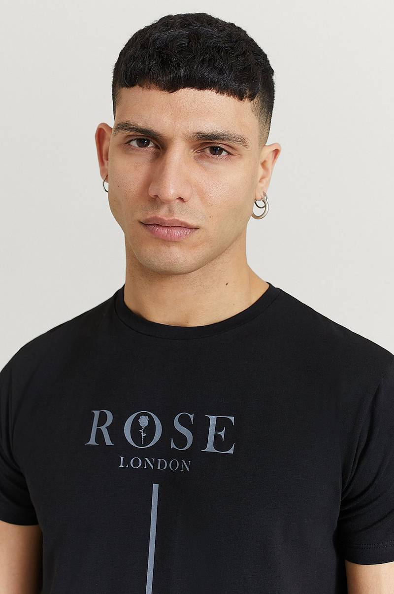 T-Shirt Rose Linea T-Shirt