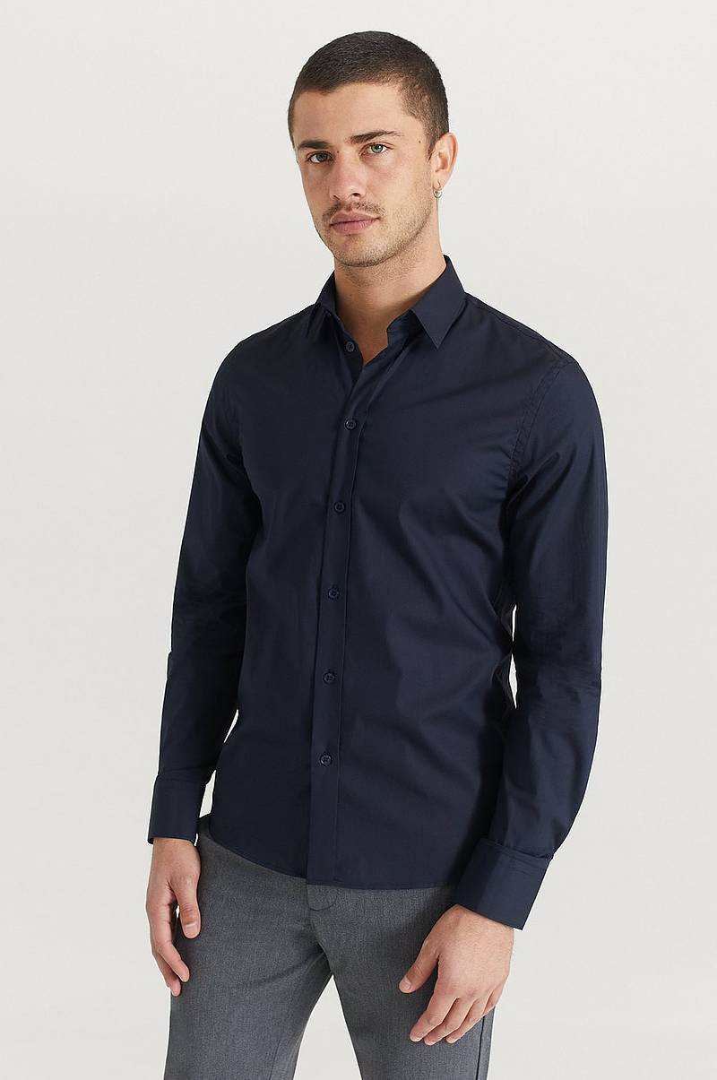 Skjorte M. Paul Stretch Shirt