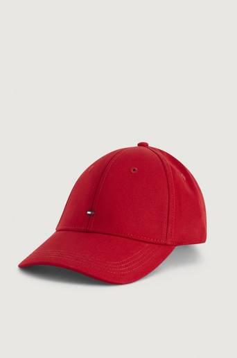 Tommy Hilfiger Keps Classic BB Cap Röd