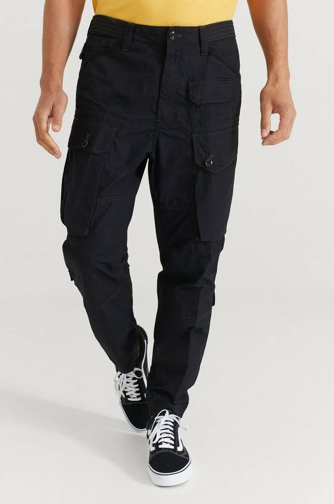 Cargohousut Jungle Relaxed Tapered Cargo Pant