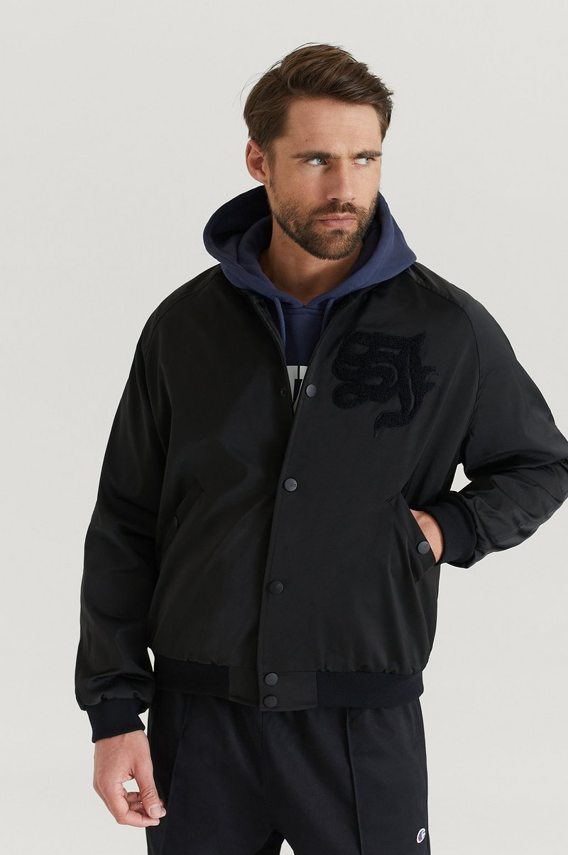 Baseballjakke Essential Baseball Jacket