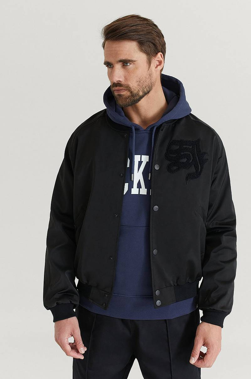 Baseballjacka Essential Baseball Jacket