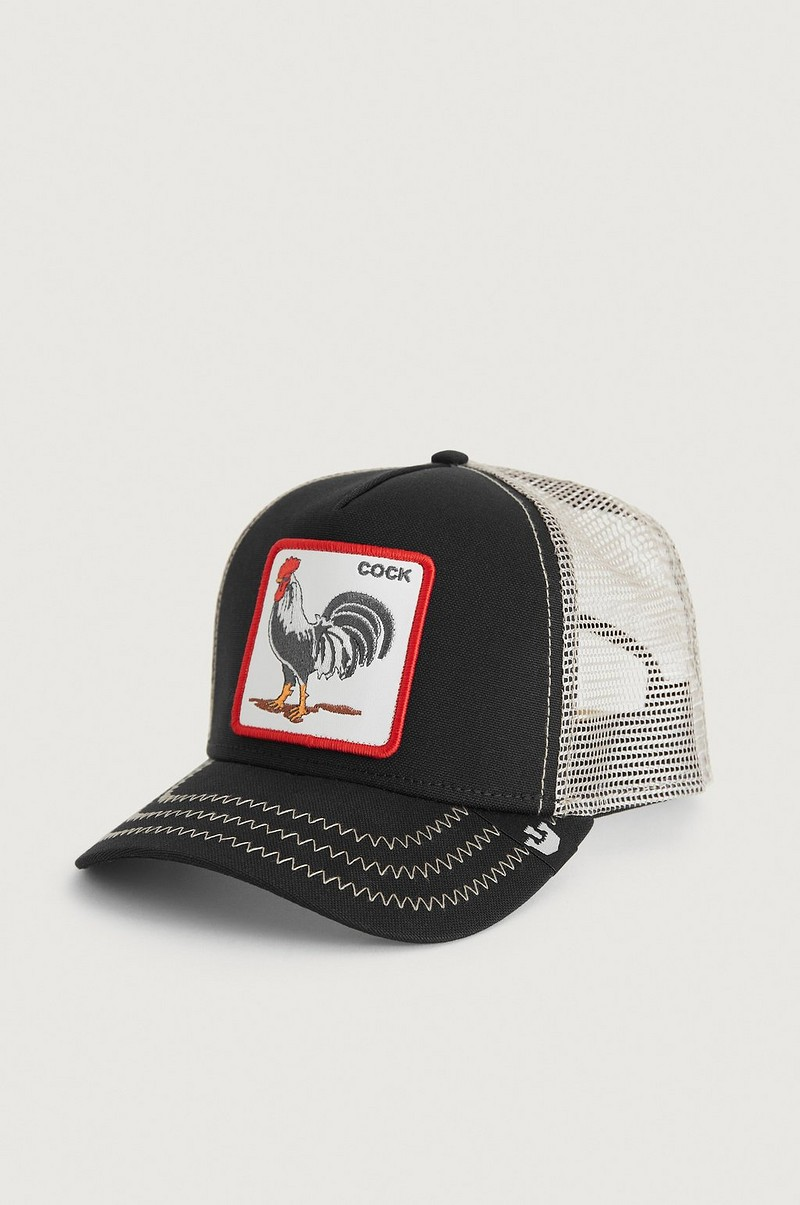 Caps Rooster Patch