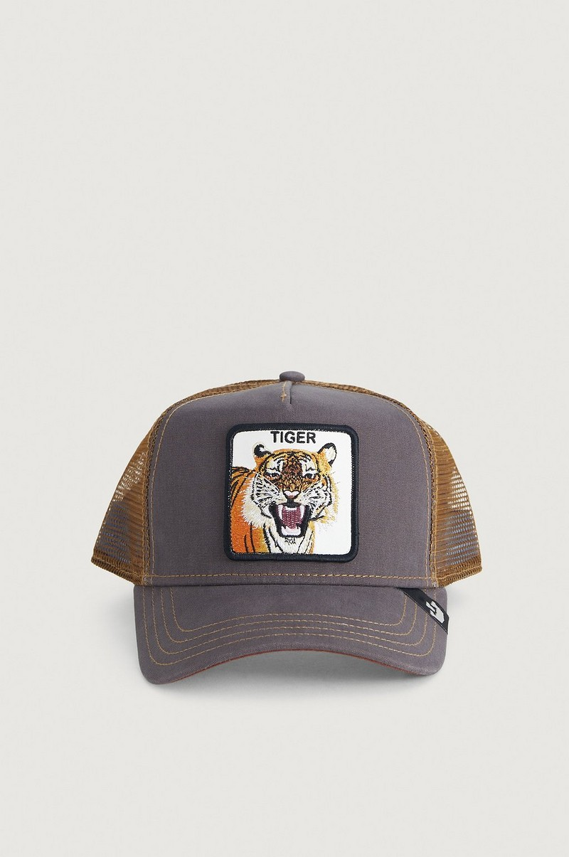 Caps Eye Of The Tiger Patch