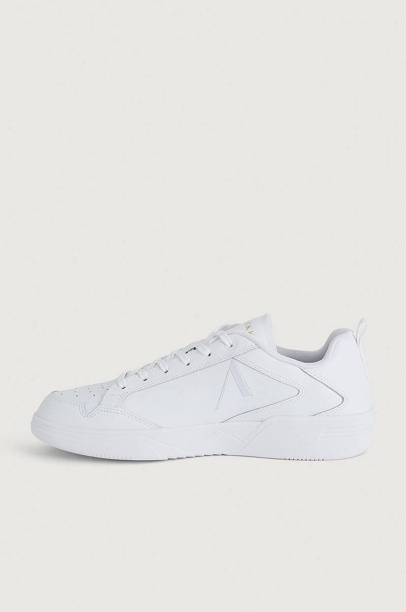 Tennarit Visuklass Leather S-C18 White - Men