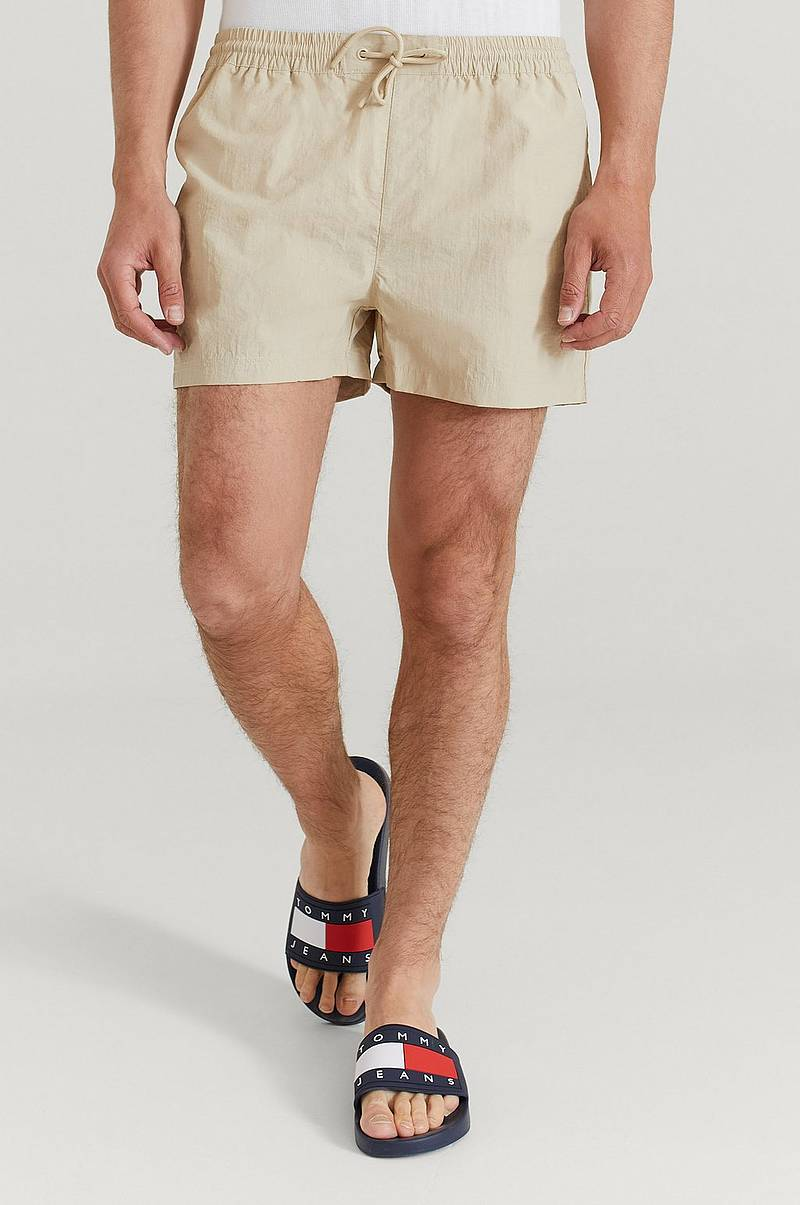 Men Manolo Woven Shorts