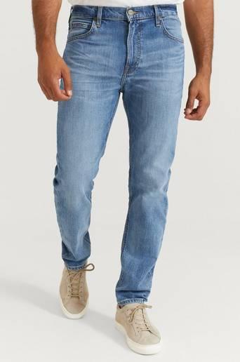 Lee Jeans Austin Regular Tapered Blå